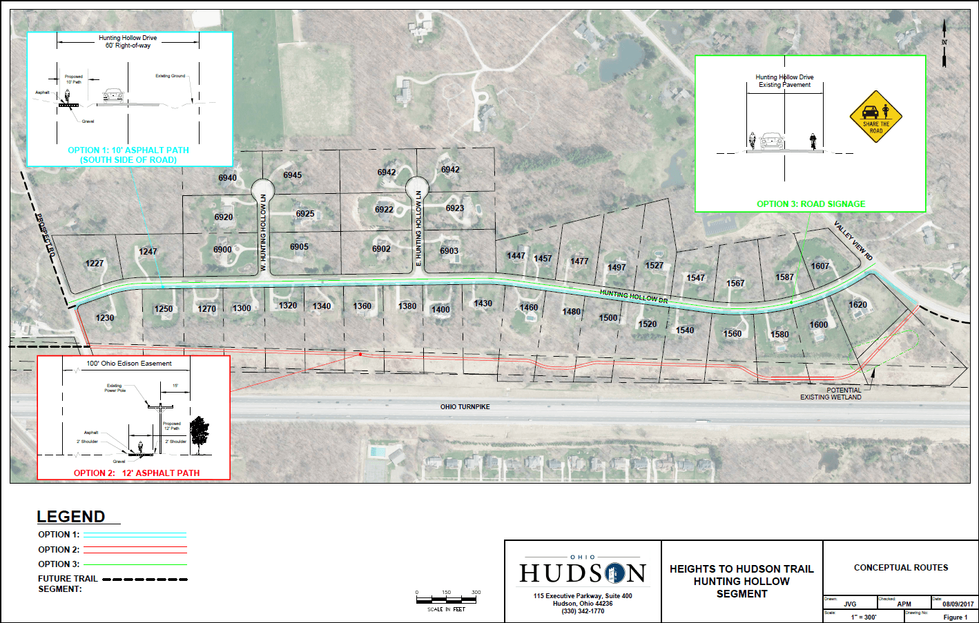 Veterans Trail Phase 2 Concept Plan