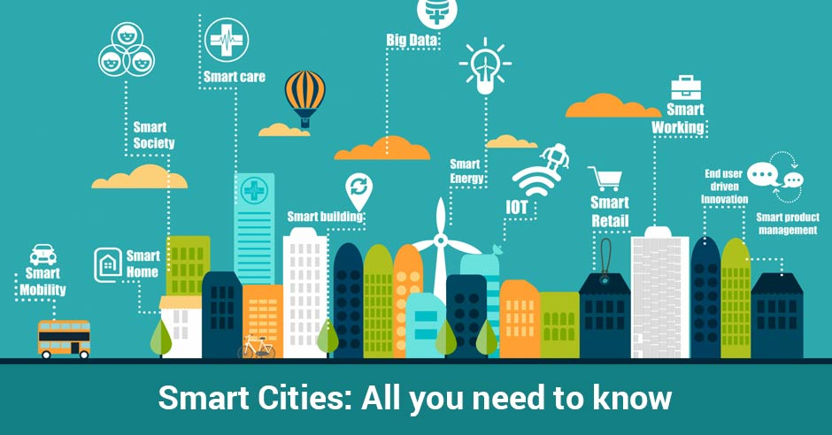 Smart Cities Illustration
