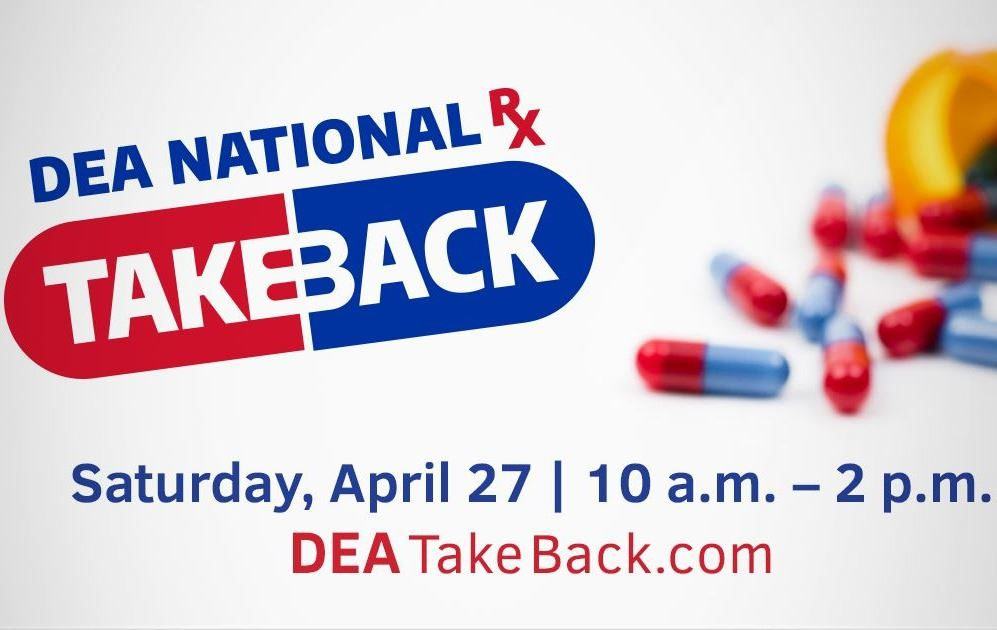 Take Back Day 2019