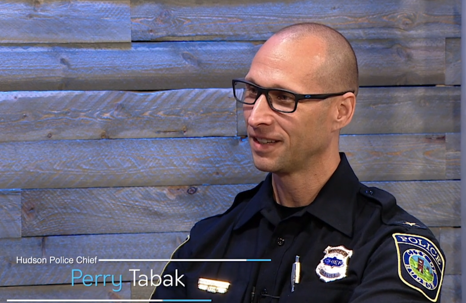 Chief Perry Tabak