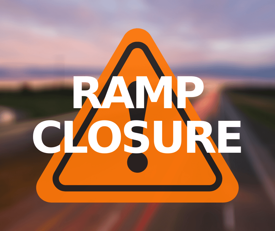 Ramp Closure