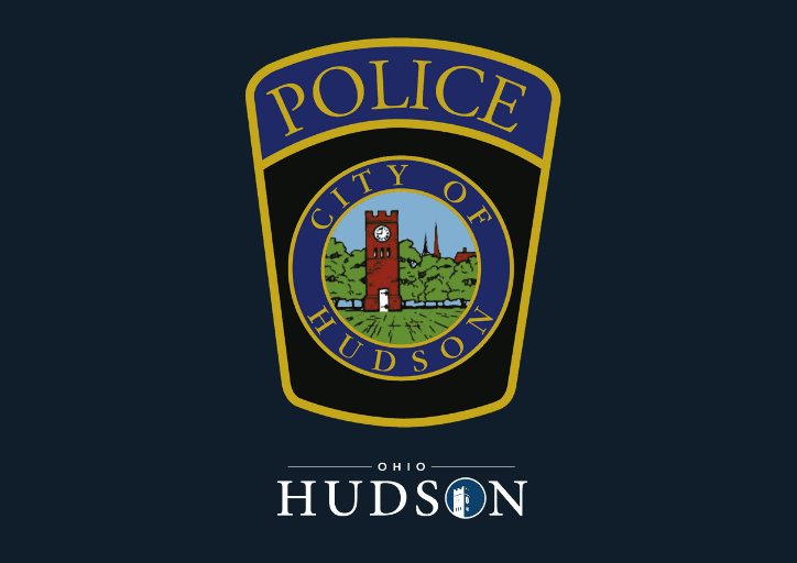 Hudson Police Department Patch
